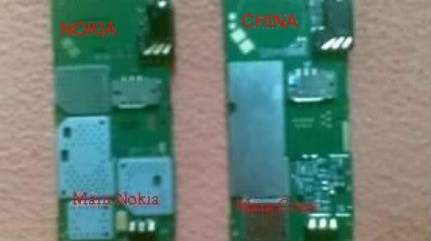 Kiểm tra Nokia 1280 và 1202 chính hãng hay hàng TQ nhái