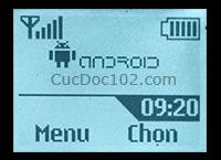 Logo mạng Android