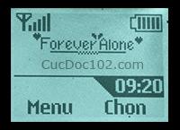 Logo mạng Forever Alone