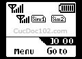 Logo mạng Sim 1 sim 2