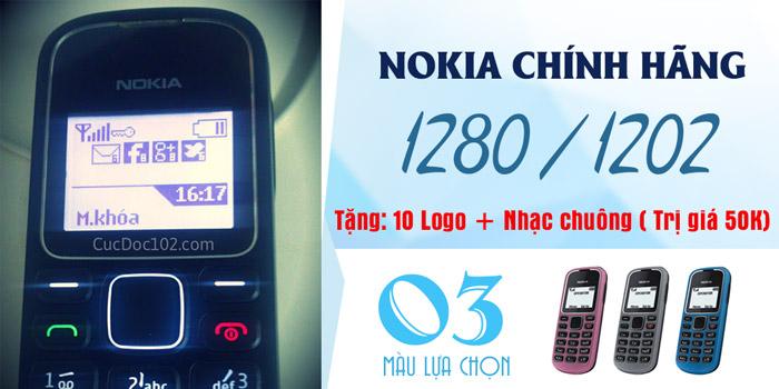 Nokia 1280 chính hãng