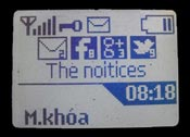 Logo mạng Facebook