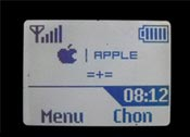 Logo mạng Logo Apple 1280