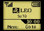 Logo mạng Sư tử - Leo