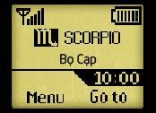 Logo mạng Bọ cạp - Scorpio