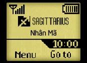 Logo mạng Nhân mã - Sagittarius
