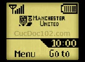 Logo mạng Manchester United