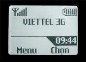 Logo mạng Viettel 3G