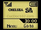 Logo mạng Chelsea