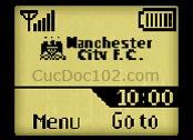 Logo mạng Manchester City
