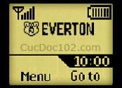 Logo mạng Everton