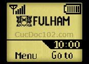Logo mạng Fulham