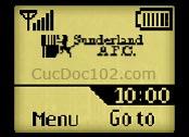 Logo mạng Sunderland afc