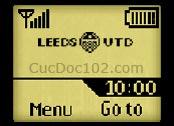 Logo mạng Leeds united