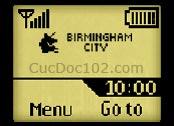 Logo mạng Birmingham city
