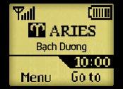 Logo mạng Bạch Dương - Aries
