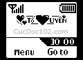 Tạo logo mạng I love You