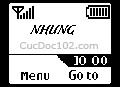 Logo mạng Tên Nhung, tự làm logo mạng, logo mạng theo tên, tạo logo mạng