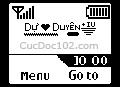 Logo mạng Dự Duyên, tự làm logo mạng, logo mạng theo tên, tạo logo mạng