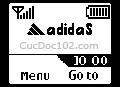 Logo mạng Adidas, tự làm logo mạng, logo mạng theo tên, tạo logo mạng