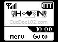 Logo mạng Chữ H & N, tự làm logo mạng, logo mạng theo tên, tạo logo mạng