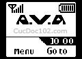 Logo mạng AVA, tự làm logo mạng, logo mạng theo tên, tạo logo mạng