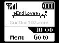 Logo mạng End Love, tự làm logo mạng, logo mạng theo tên, tạo logo mạng