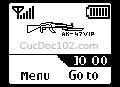 Logo mạng AK 47, tự làm logo mạng, logo mạng theo tên, tạo logo mạng