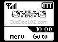 Logo mạng The End, tự làm logo mạng, logo mạng theo tên, tạo logo mạng