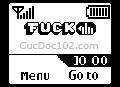 Logo mạng Fuck, tự làm logo mạng, logo mạng theo tên, tạo logo mạng