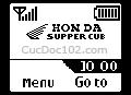 Logo mạng Honda Super Cup, tự làm logo mạng, logo mạng theo tên, tạo logo mạng