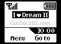 Logo mạng I love Dream 2, tự làm logo mạng, logo mạng theo tên, tạo logo mạng