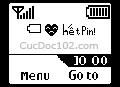 Logo mạng Hết Pin, tự làm logo mạng, logo mạng theo tên, tạo logo mạng