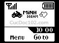 Logo mạng Minh Dream, tự làm logo mạng, logo mạng theo tên, tạo logo mạng